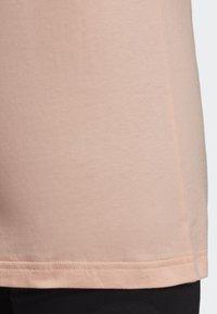 adidas Performance - SPORT ID TOP - Sports shirt - pink - 5
