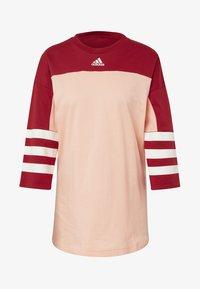 adidas Performance - SPORT ID TOP - Sports shirt - pink - 6