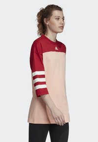 adidas Performance - SPORT ID TOP - Sports shirt - pink - 2