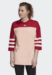 adidas Performance - SPORT ID TOP - Sports shirt - pink - 0