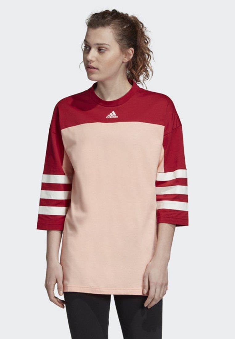 adidas Performance - SPORT ID TOP - Sports shirt - pink