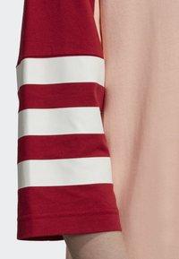 adidas Performance - SPORT ID TOP - Sports shirt - pink - 4