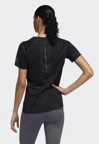 adidas Performance - 25/7 RISE UP N RUN PARLEY T-SHIRT - T-shirt de sport - black - 1