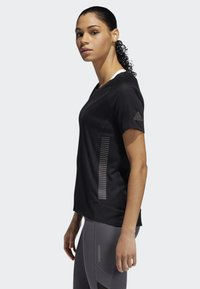adidas Performance - 25/7 RISE UP N RUN PARLEY T-SHIRT - T-shirt de sport - black - 2