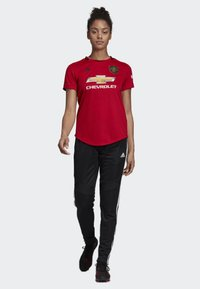 adidas Performance - MANCHESTER UNITED HOME JERSEY - T-shirt med print - red - 1