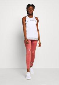 adidas by Stella McCartney - LOGO TANK - Top - white - 1