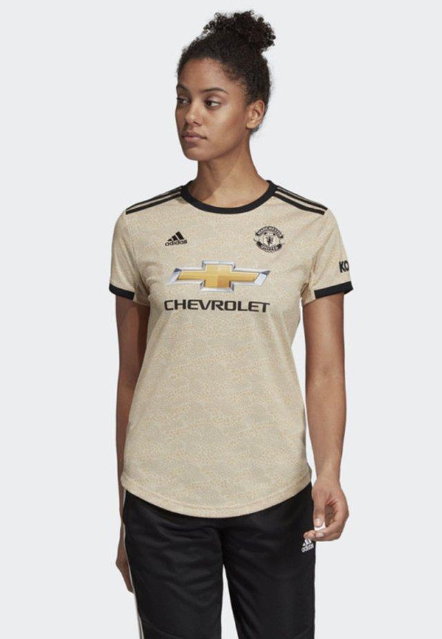 MANCHESTER UNITED AWAY JERSEY - Club wear - beige