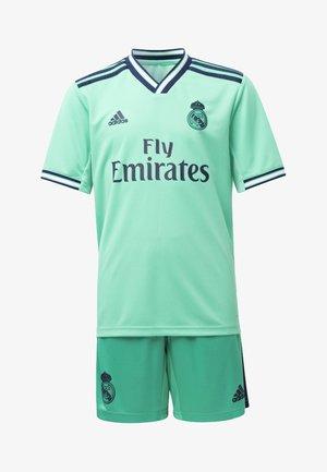 REAL MADRID THIRD MINI KIT - Short de sport - green
