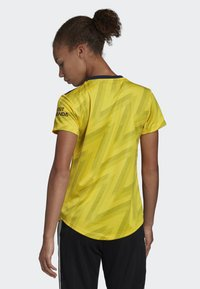 adidas Performance - ARSENAL AWAY JERSEY - Article de supporter - yellow - 2