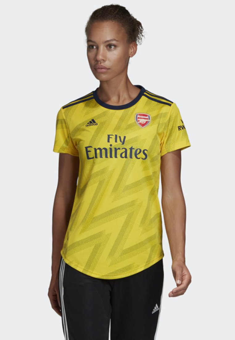 adidas Performance - ARSENAL AWAY JERSEY - Article de supporter - yellow