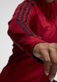 adidas Performance - Trainingsvest - active maroon/black - 4