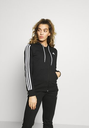 ENERGIZ 3STRIPES ATHLETICS SPORT TRACKSUIT - Tuta - black
