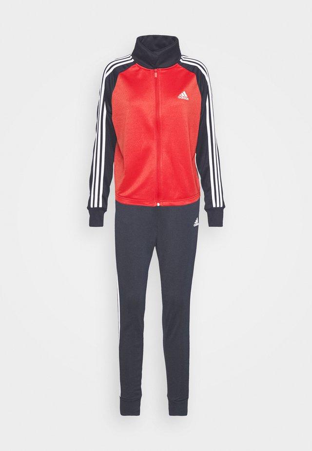 GAMETIME - Trainingsanzug - glow red/leg ink