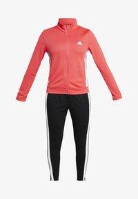 adidas Performance - TEAMSPORTS - Tracksuit - core pink/black - 6