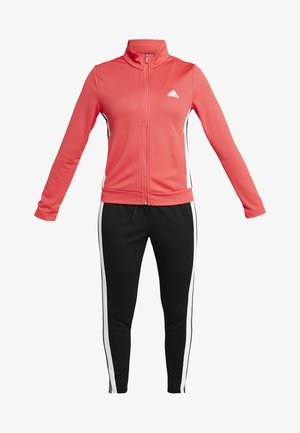 TEAMSPORTS - Tracksuit - core pink/black