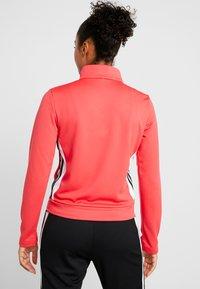 adidas Performance - TEAMSPORTS - Tracksuit - core pink/black - 2