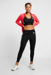 adidas Performance - TEAMSPORTS - Tracksuit - core pink/black - 1