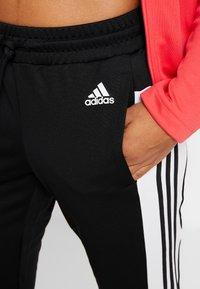 adidas Performance - TEAMSPORTS - Tracksuit - core pink/black - 7