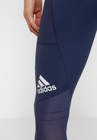 adidas Performance - ASK LONG - Collants - dark blue
