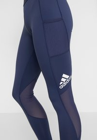 adidas Performance - ASK LONG - Collants - dark blue - 5