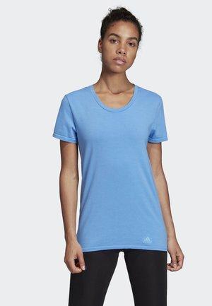 25/7 T-SHIRT - Treningsskjorter - blue