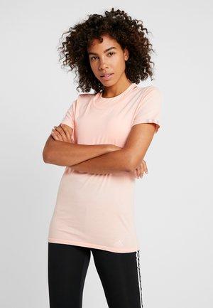 TEE  - Basic T-shirt - glow pink