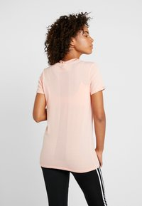 adidas Performance - TEE  - T-shirts - glow pink - 2