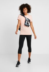 adidas Performance - TEE  - T-shirts - glow pink - 1