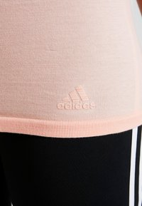 adidas Performance - TEE  - T-shirts - glow pink - 6