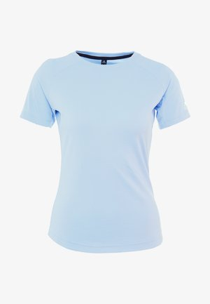 FREELIFT  - T-Shirt print - glow blue