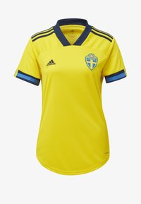 adidas Performance - SWEDEN SVFF HOME JERSEY - Voetbalshirt - Land - yellow - 7