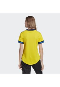 adidas Performance - SWEDEN SVFF HOME JERSEY - Voetbalshirt - Land - yellow - 1