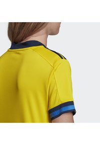 adidas Performance - SWEDEN SVFF HOME JERSEY - Voetbalshirt - Land - yellow - 5
