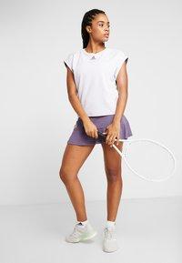adidas Performance - TEE HEAT.RDY - Print T-shirt - purple - 1