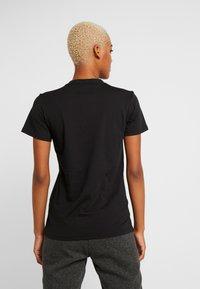 adidas Performance - TEE - T-shirt print - black - 2