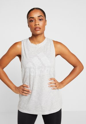 WINNERS TANK - Top - white melange