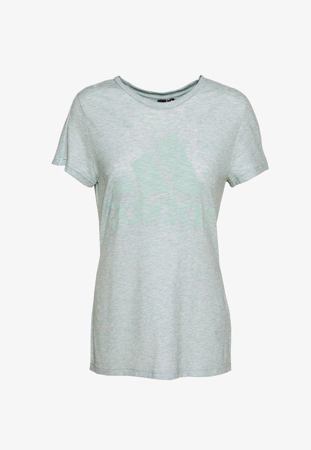WINNERS TEE - Camiseta estampada - mint
