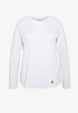 T-shirt sportiva - white