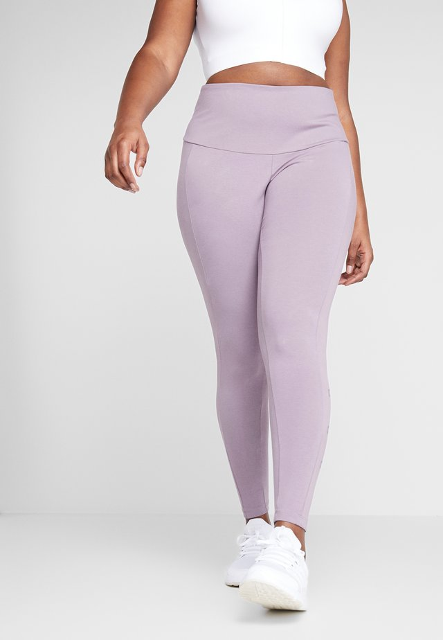 Leggings - legend purple