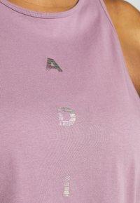 adidas Performance - TANK - Top - purple - 4