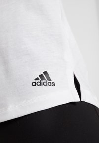 adidas Performance - PRIME TEE - Sports shirt - white - 6