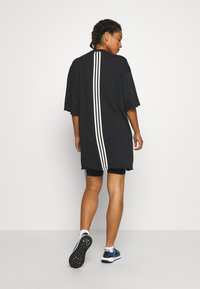 adidas Performance - TEE - T-shirts med print - black - 2