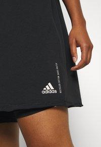 adidas Performance - TEE - T-shirts med print - black - 7
