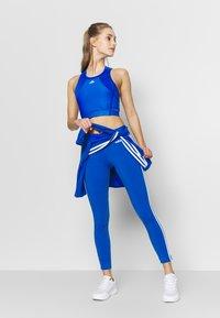 adidas Performance - HEAT.RDY TANK - Funkční triko - glow blue - 1