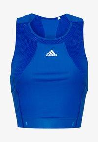 adidas Performance - HEAT.RDY TANK - Funkční triko - glow blue - 5
