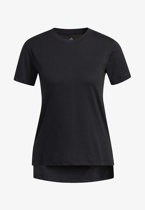 GO-TO T-SHIRT - Print T-shirt - black