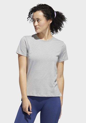 GO-TO T-SHIRT - T-Shirt print - grey