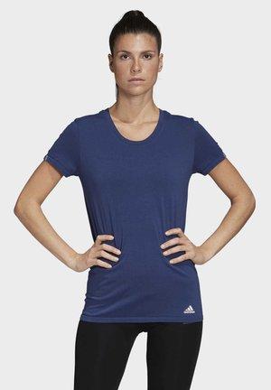 25/7 T-SHIRT - T-shirts - tech indigo