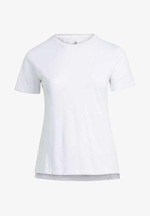 GO TO T-SHIRT - Print T-shirt - white