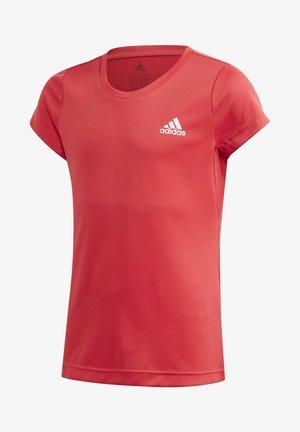 AEROREADY T-SHIRT - Print T-shirt - pink